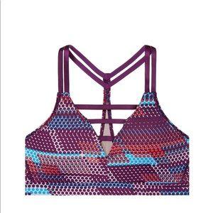 Victoria's Secret Intimates & Sleepwear - Victoria's Secret VSX Sport Plunge Sports Bra sz M